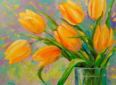 tulipanes-grandes-cuadro-moderno-al-oleo