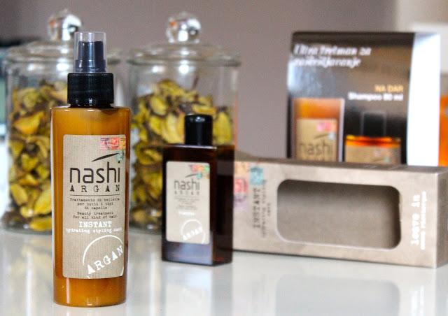 Nashi Argan hidratantna neispirujuća maska za kosu