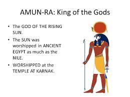 Amun-Ra Egypt Gods   gods u love