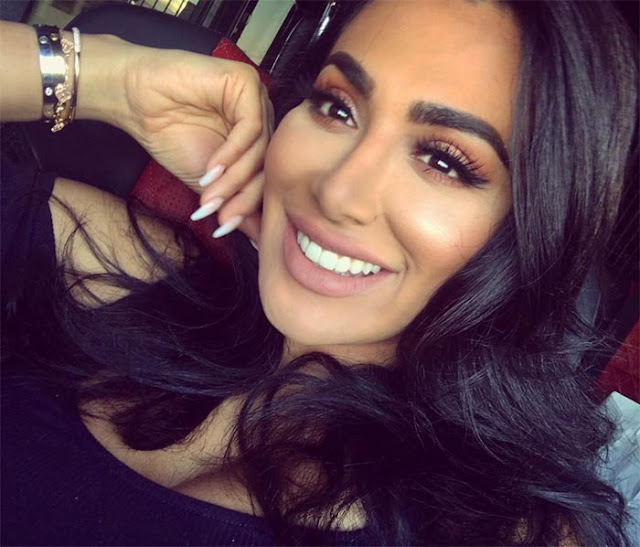 2017 Forbes Top Beauty Influencers - Huda Kattan
