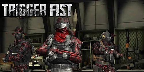 game perang terbaik android Trigger Fist FPS