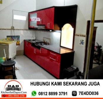 Jasa pembuatan kitchen set bogor pembuatan kitchen set bogor for Jasa buat kitchen set
