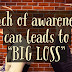 Lack of awareness can leads to BIG LOSS.