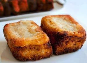 cara buat roti tawar goreng