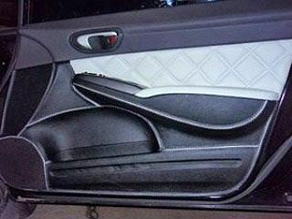 modifikasi doortrim mobil honda civic