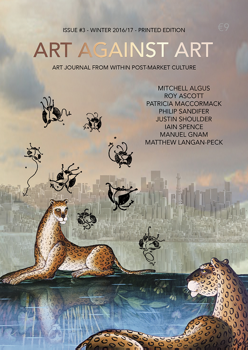 ART AGAINST ART Issue #3