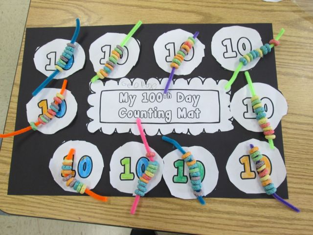 What A Fun 100 S Day We Had And An Easy Way To Make A