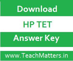 Tet Answer Key Pdf