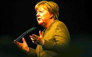 """Γερμανικά όνειρα και σενάρια: """"Η Μέρκελ ηγέτιδα του πλανήτη μετά την εκλογή του Τράμπ""""!"""