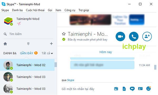Tải Skype Tiếng Việt Cho Máy Tính (PC, Laptop) Win 7 8 8.1 10 XP Quá Dễ Dàng b
