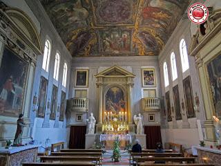 Urbino - Chiesa di Santo Spirito