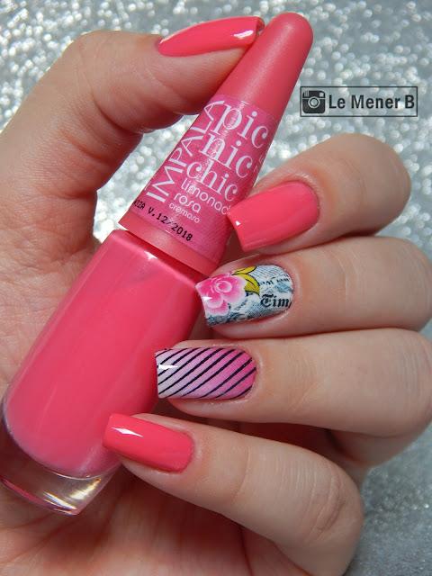 esmalte limonada rosa