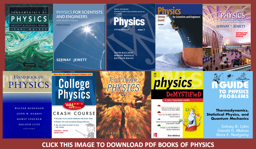 Free Pdf Physics Books House Of Physics