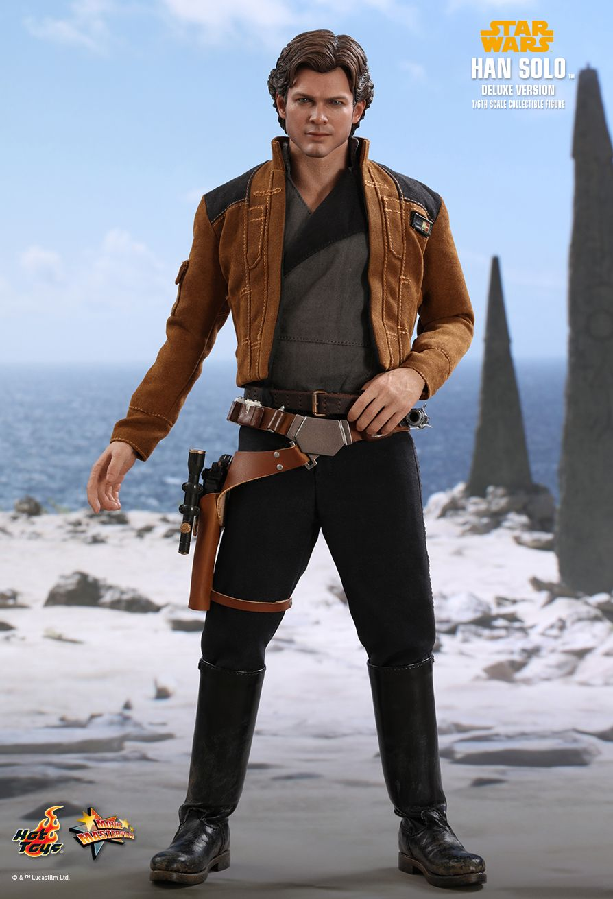 SOLO: A STAR WARS STORY - HAN SOLO (REGULAR & DX VERSIONS) 3