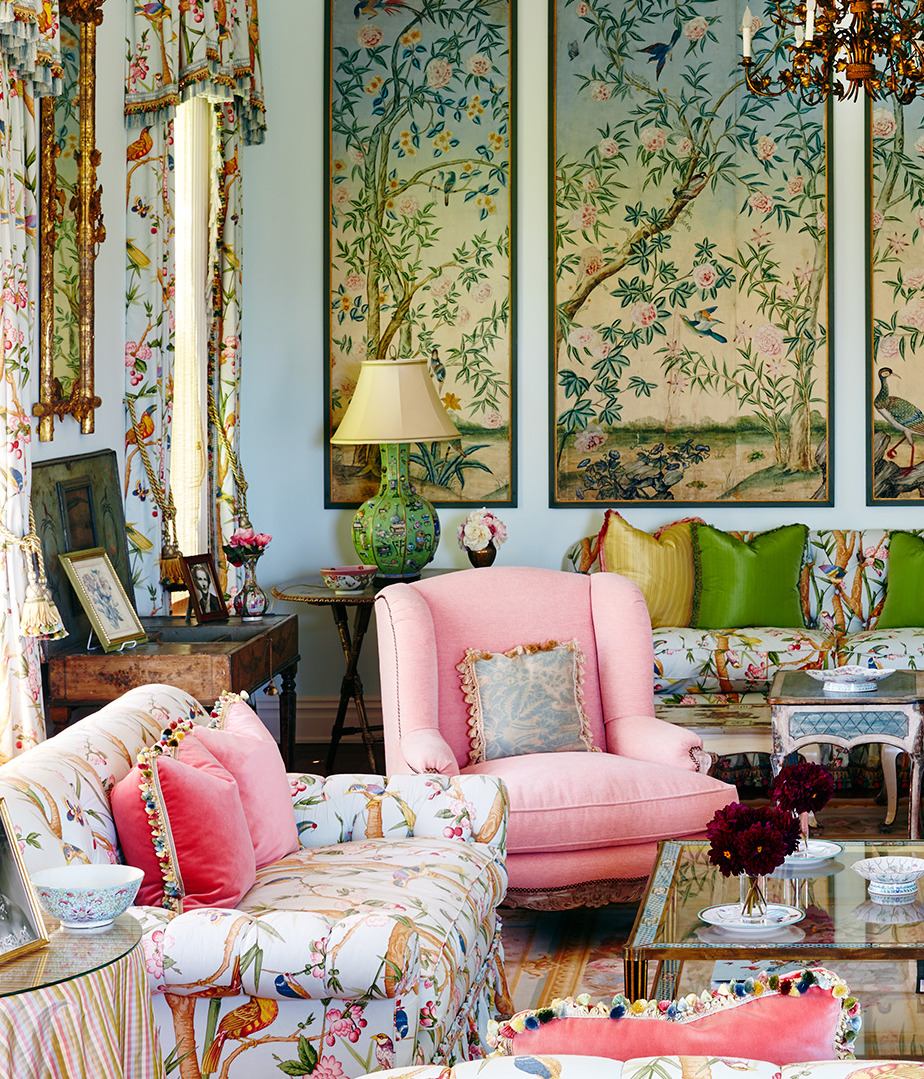 Chinoiserie chic old school chinoiserie for 90s wallpaper home