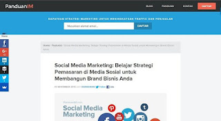 blog panduan IM belajar marketing