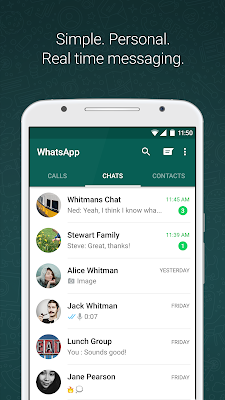 Screenshot WhatsApp