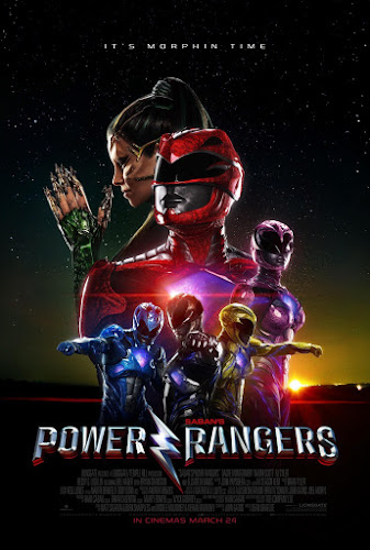 Power Rangers (Web-DL 1080p Dual Latino / Ingles) (2017)