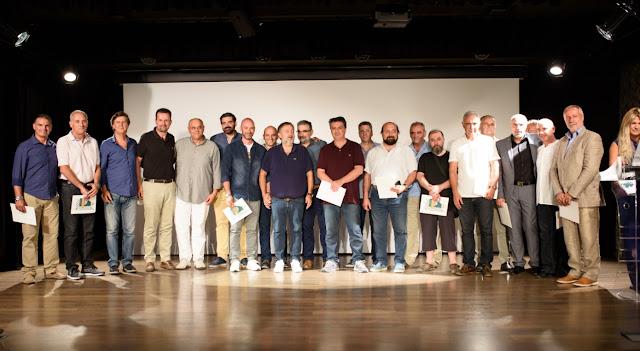 Συγκινητική η επετειακή εκδηλωση του Διομήδη για τα 35 χρόνια