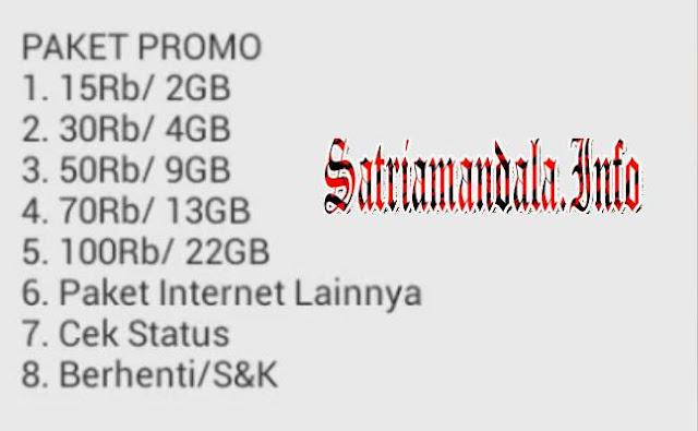 Paket Internet Telkomsel Sakti Termurah