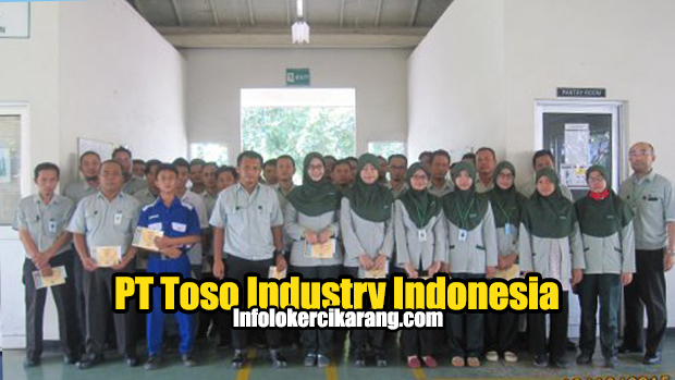 PT Toso Industry Indonesia EJIP