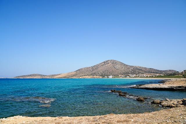 Baie d'Agiassos-Naxos-Cyclades