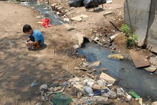 saneamento básico e saúde