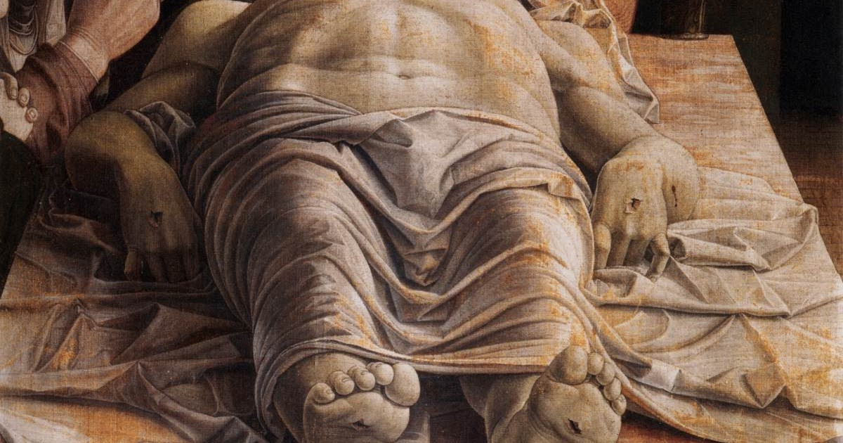 ad imaginem dei meditation on the passion � in the tomb