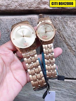 Đồng hồ đeo tay cặp đôi Citizen Citi Đ042000