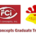 Food Concepts Management Graduate Trainees and Experienced Hire Recruitments