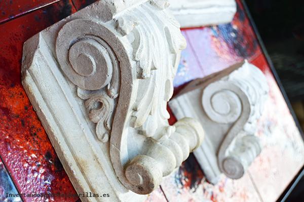 Canes decoración vintage