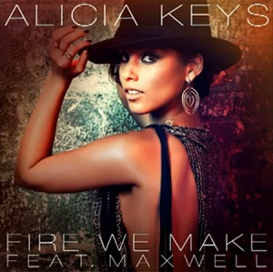 Alicia Keys & Maxwell - Fire We Make