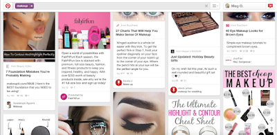 makeup-on-pinterest