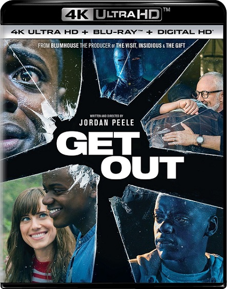 Get Out 4K (¡Huye! 4K) (2017) 2160p 4K UltraHD HDR BluRay REMUX 54GB mkv Dual Audio DTS-X 7.1 ch