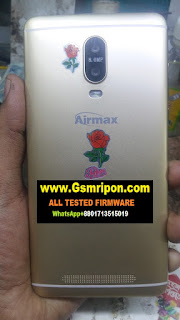 Airmax A15 Pro Sp7731 6.0 Flash File Frp Remove Death Phone Hang Logo LCD Blank Virus Clean Recovery Done ! This File Not Free Sell Only !!