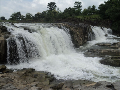 Kuntala Waterfall in Adilabad