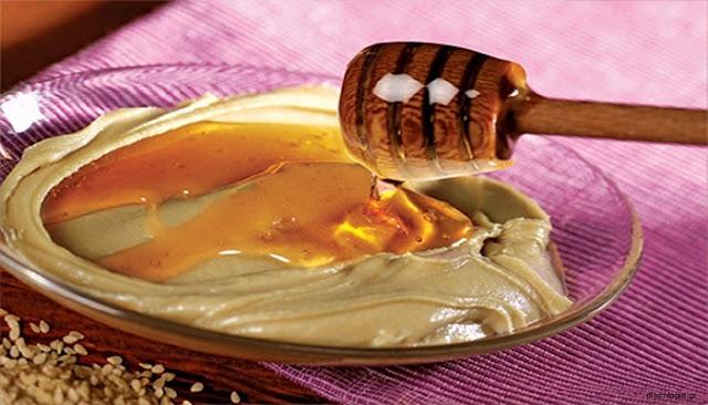ταχίνι με μέλι