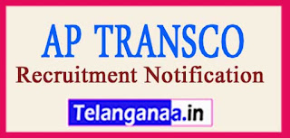 AP TRANSCO Transmission Corporation of Andhra Pradesh Limited Recruitment Notification 2017 last date 12-04-2017