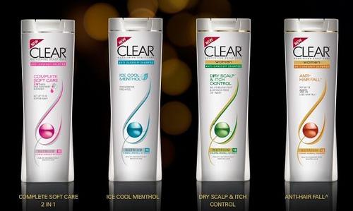 Hasil gambar untuk shampo clear fusion herbal