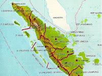 Pembagian Sumatera Menjadi 3 Provinsi