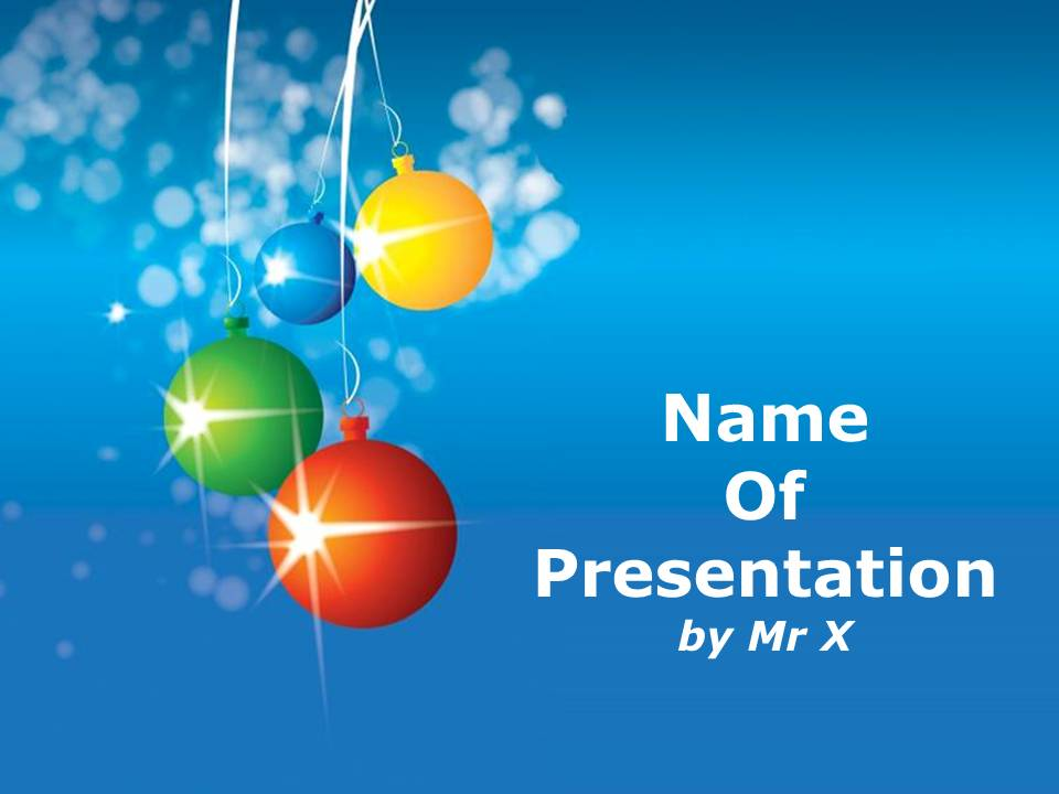 holiday powerpoint background christmas - photo #8