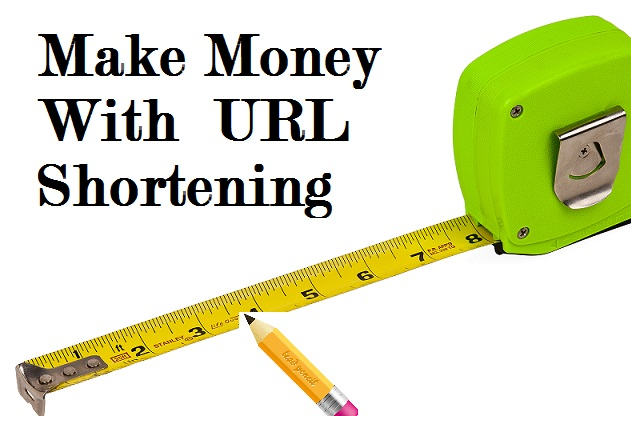 Make Money Shortening Urls
