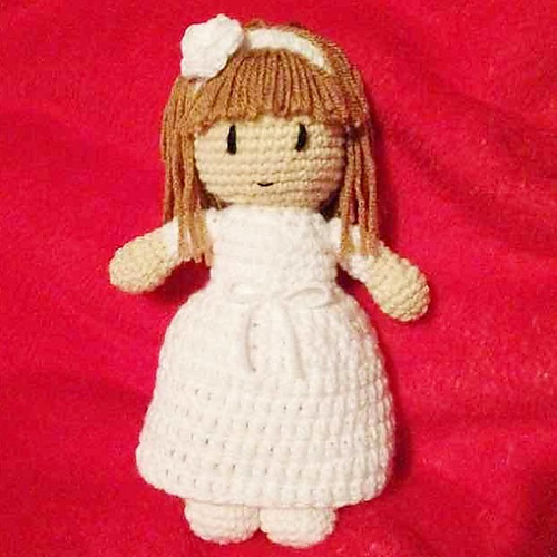 Girl Doll - Free Pattern