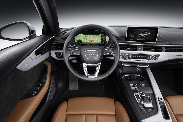 Audi A4 Ambition 2017