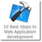 10 Best Steps to Web Application development