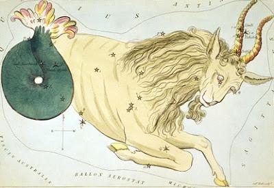Zodia şi constelaţia Capricornului