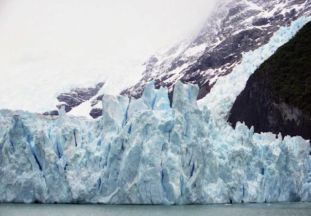 glaciares argentinos, glaciar Spegazzini