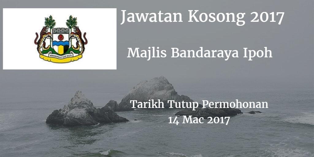 Jawatan Kosong MBI 14 Mac 2017