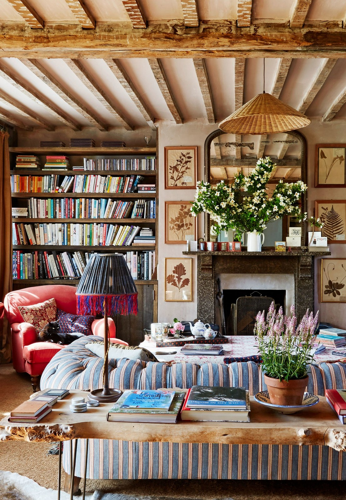 Dreamy english country home by amanda brooks - Country homes and interiors pinterest ...