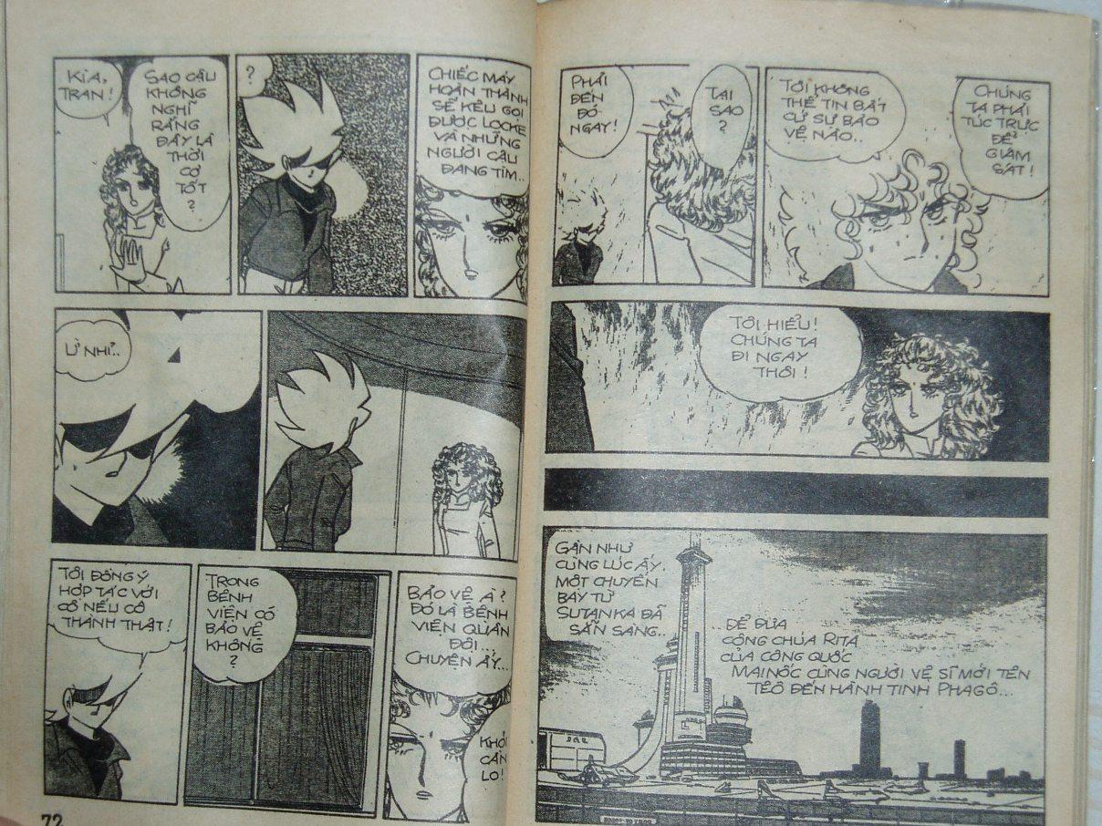 Siêu nhân Locke vol 12 trang 35